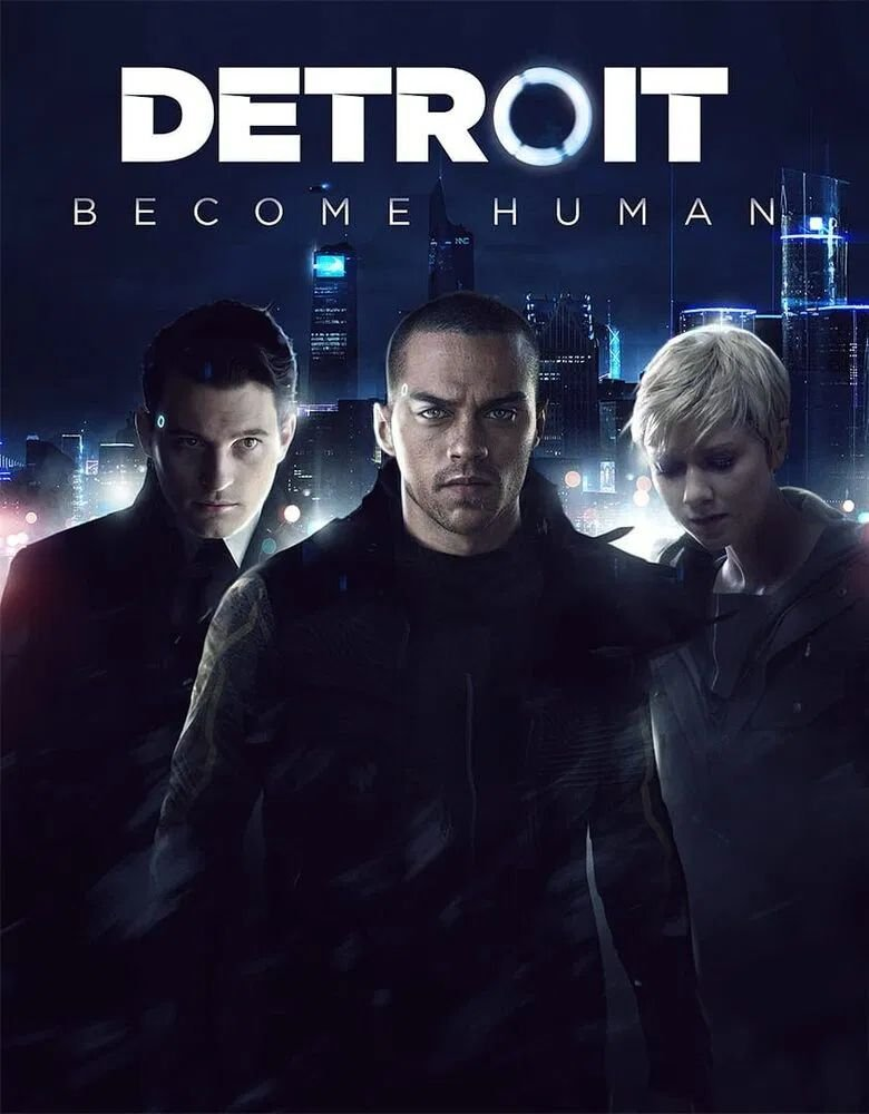 Poster for Detroit: Become Human