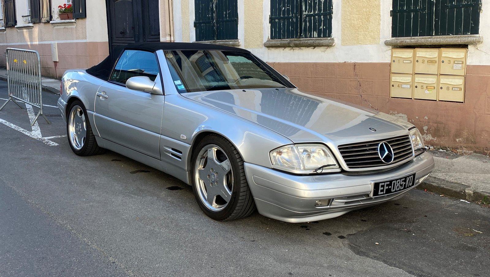 Nouveau en SL 500 R129 1998 par Freddy KRUEGER - Page 2 200619081302120216