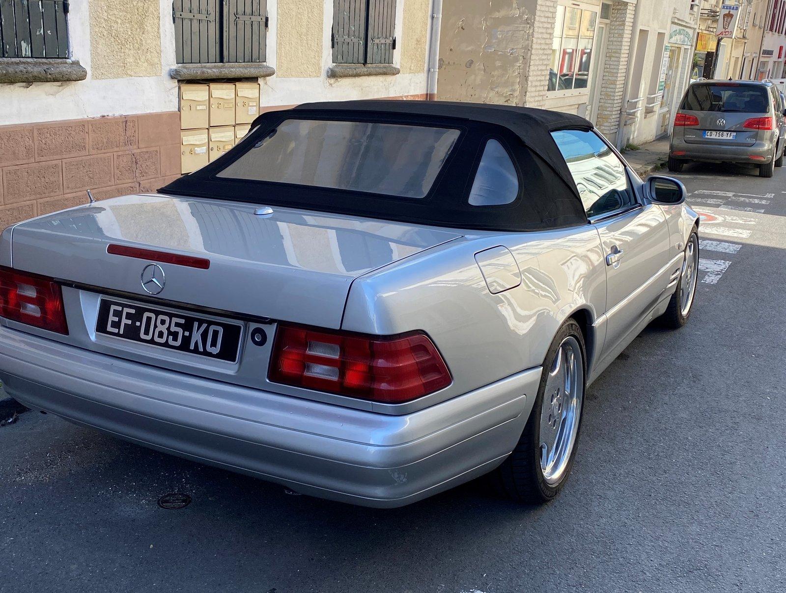 Nouveau en SL 500 R129 1998 par Freddy KRUEGER - Page 2 200619081302553174
