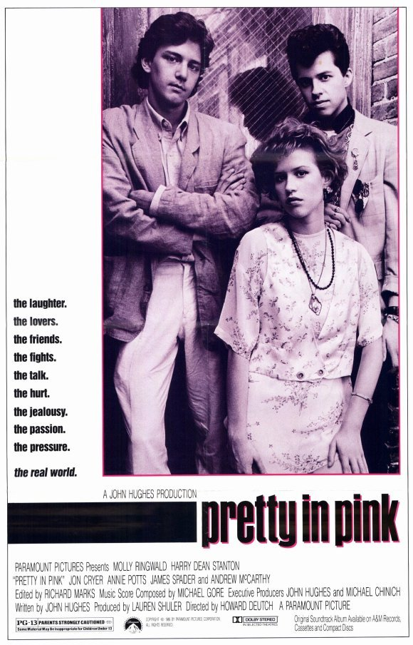 Pretty in Pink poster image