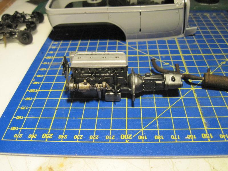 MERCEDES W31 G4 1934 /1939 ICM 1/24 20062112251060562