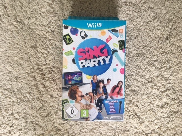[VDS/ECH] WiiU (Sing Party), Lot jeux Wii 20€ !! MAJ 24/06/2020 20062410193043905