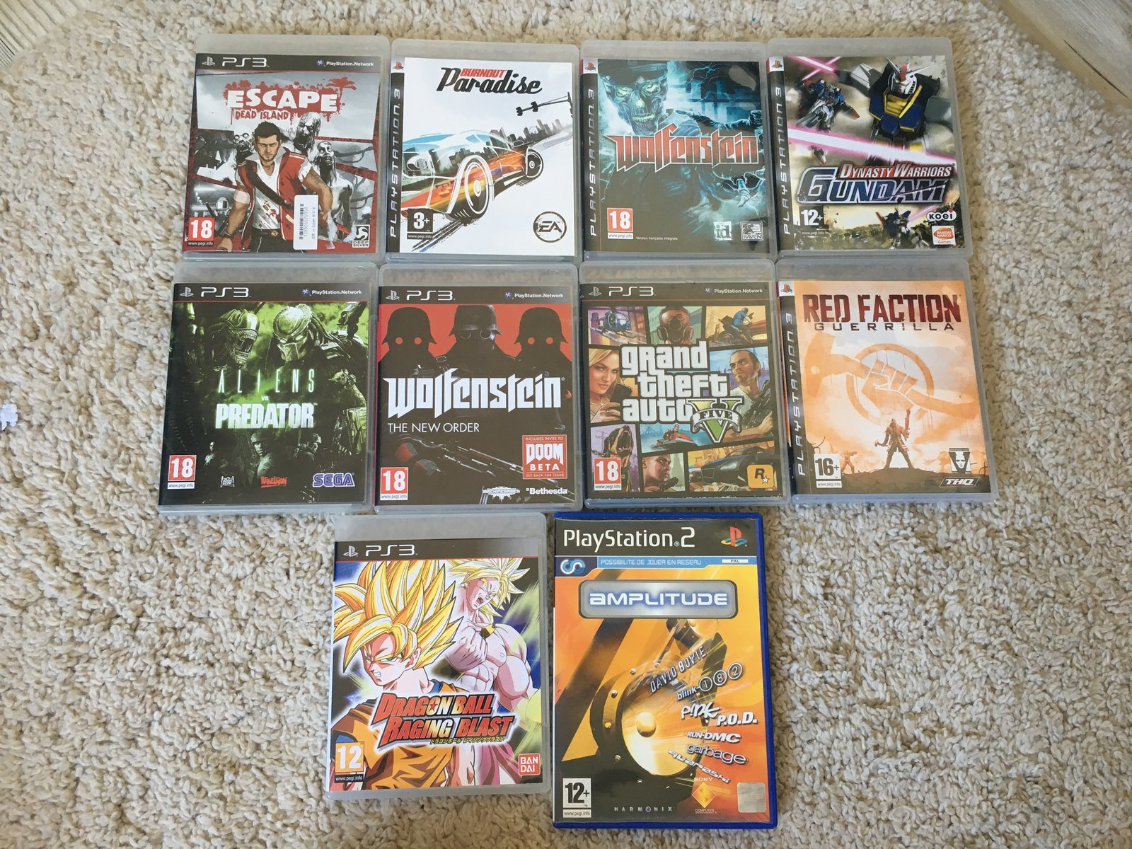 [VDS] Jeux PS3, PS2, Naruto Boruto collector PS4, VITA, matos PSOne MAJ 24/06/2020 200624101937219608