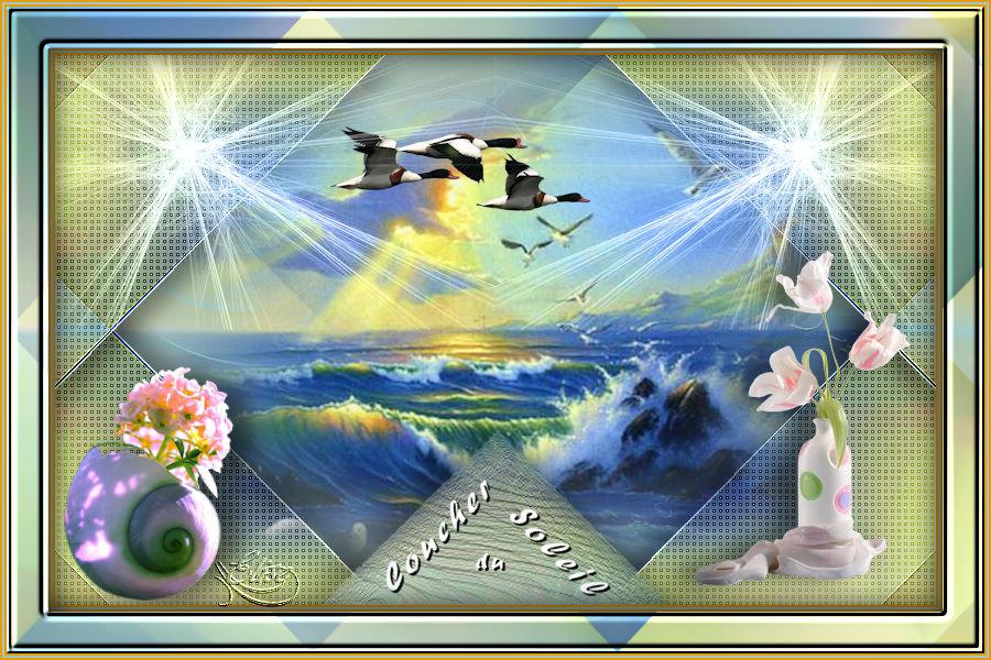 Coucher de soleil(Psp) 200625101142527559