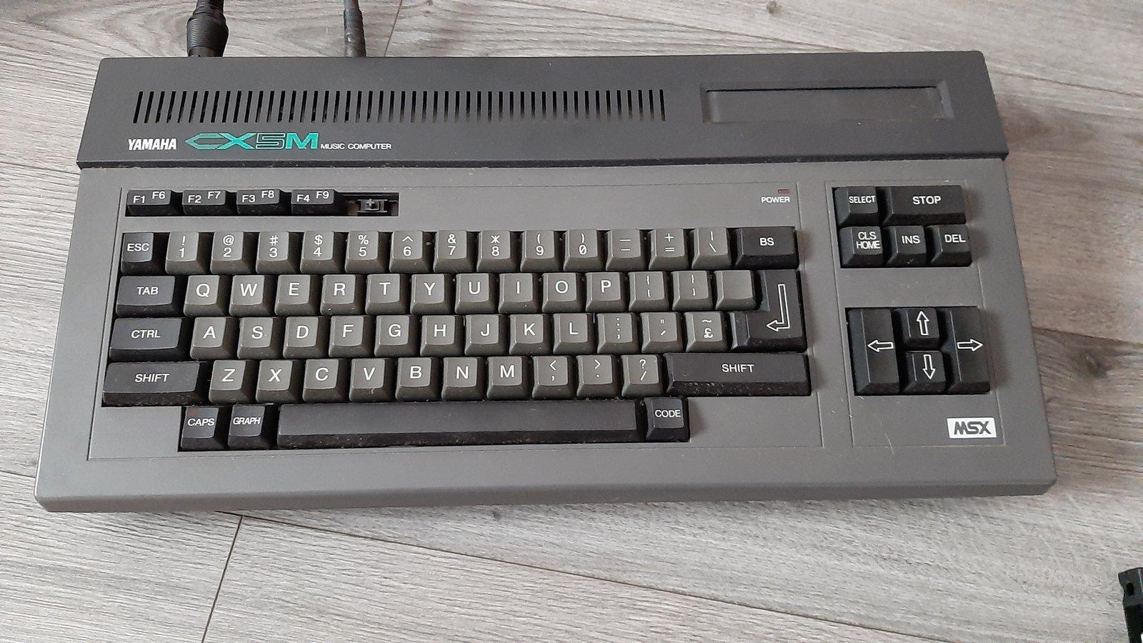 [Estimation] MSX CX5M YAMAHA + clavier MAO + lecteur D7 Sony Fit Bit + souris Yamaha 200627023213811191