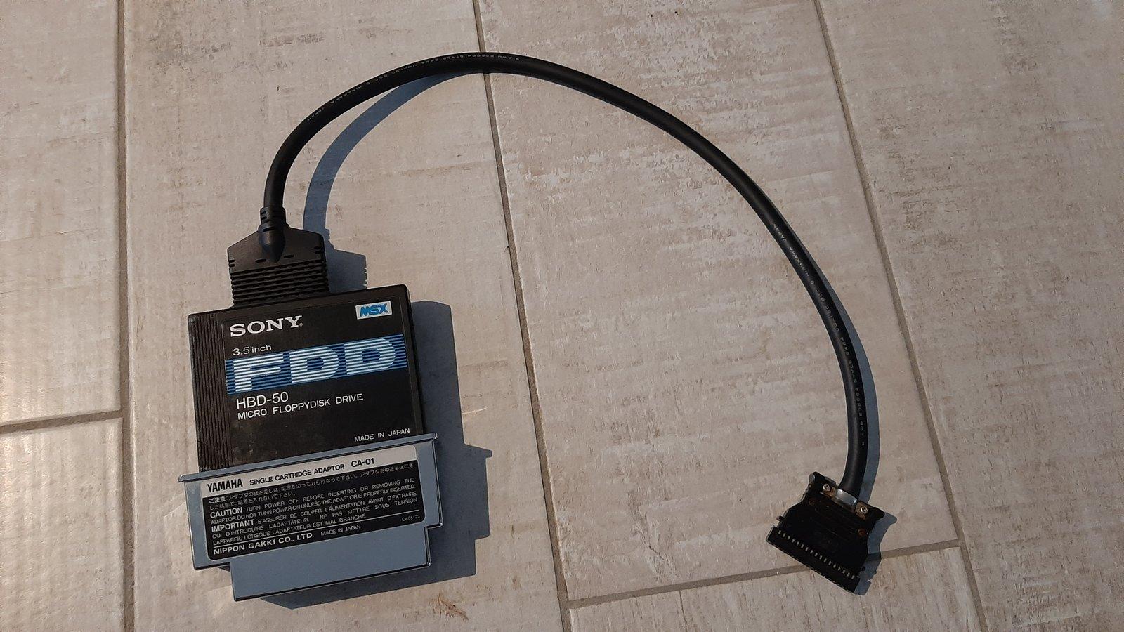 [Estimation] MSX CX5M YAMAHA + clavier MAO + lecteur D7 Sony Fit Bit + souris Yamaha 200627023224321669