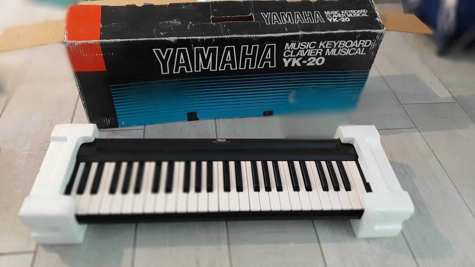 [Estimation] MSX CX5M YAMAHA + clavier MAO + lecteur D7 Sony Fit Bit + souris Yamaha 200627023230747011