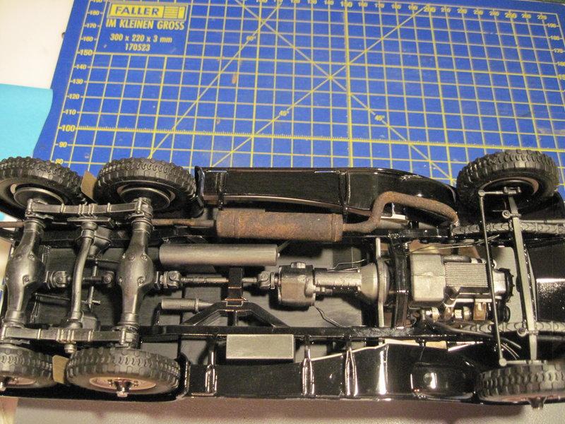 MERCEDES W31 G4 1934 /1939 ICM 1/24 200627113621674964