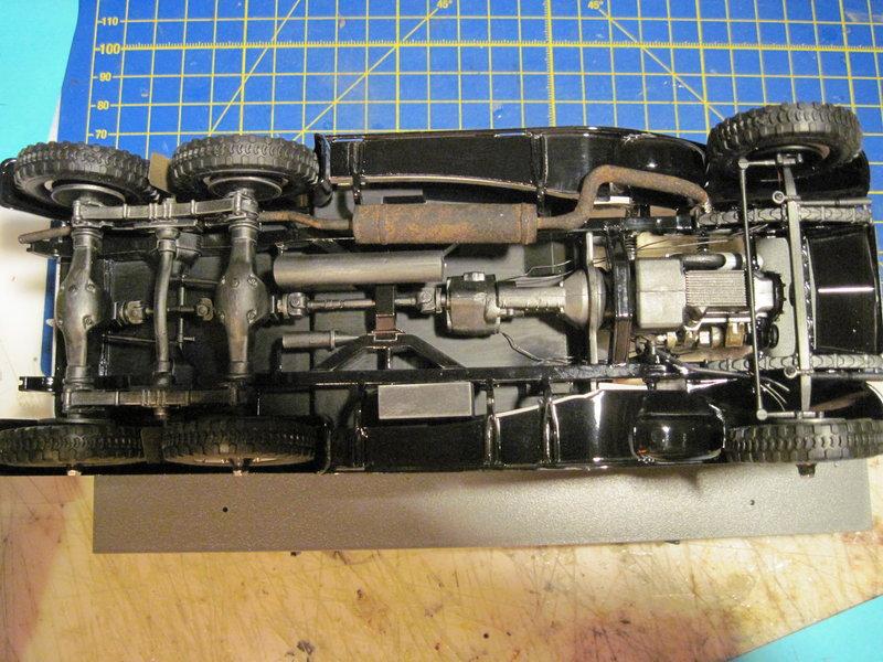 MERCEDES W31 G4 1934 /1939 ICM 1/24 200627113631788946