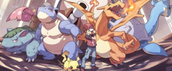 Footer ☼ Pokemon - Teams Domination 200629121600889005