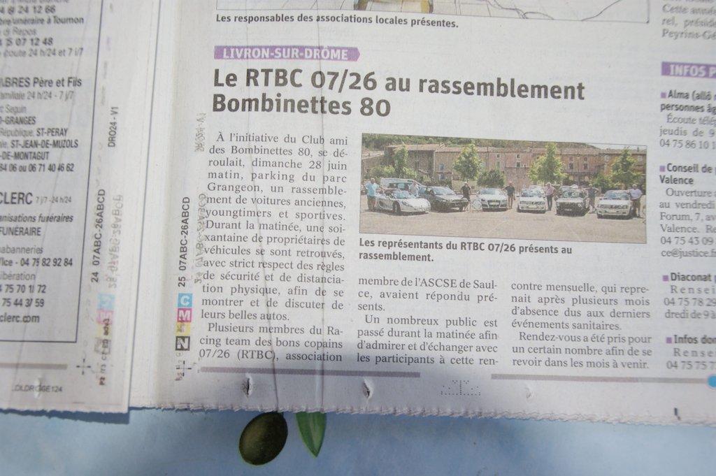 Rassemblement Bombinettes 28 06