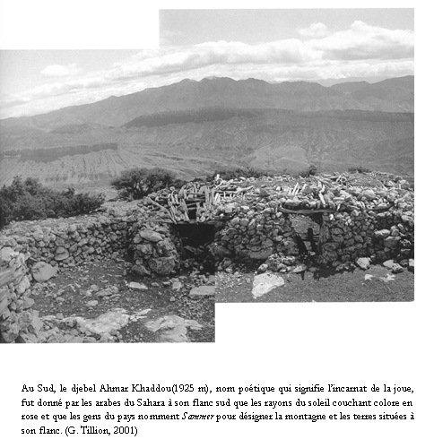 Le Chaouia (dialecte) de l'Ahmar-Khaddou - 1ère Partie dans Attributs d'Algérienneté 200630081125445627