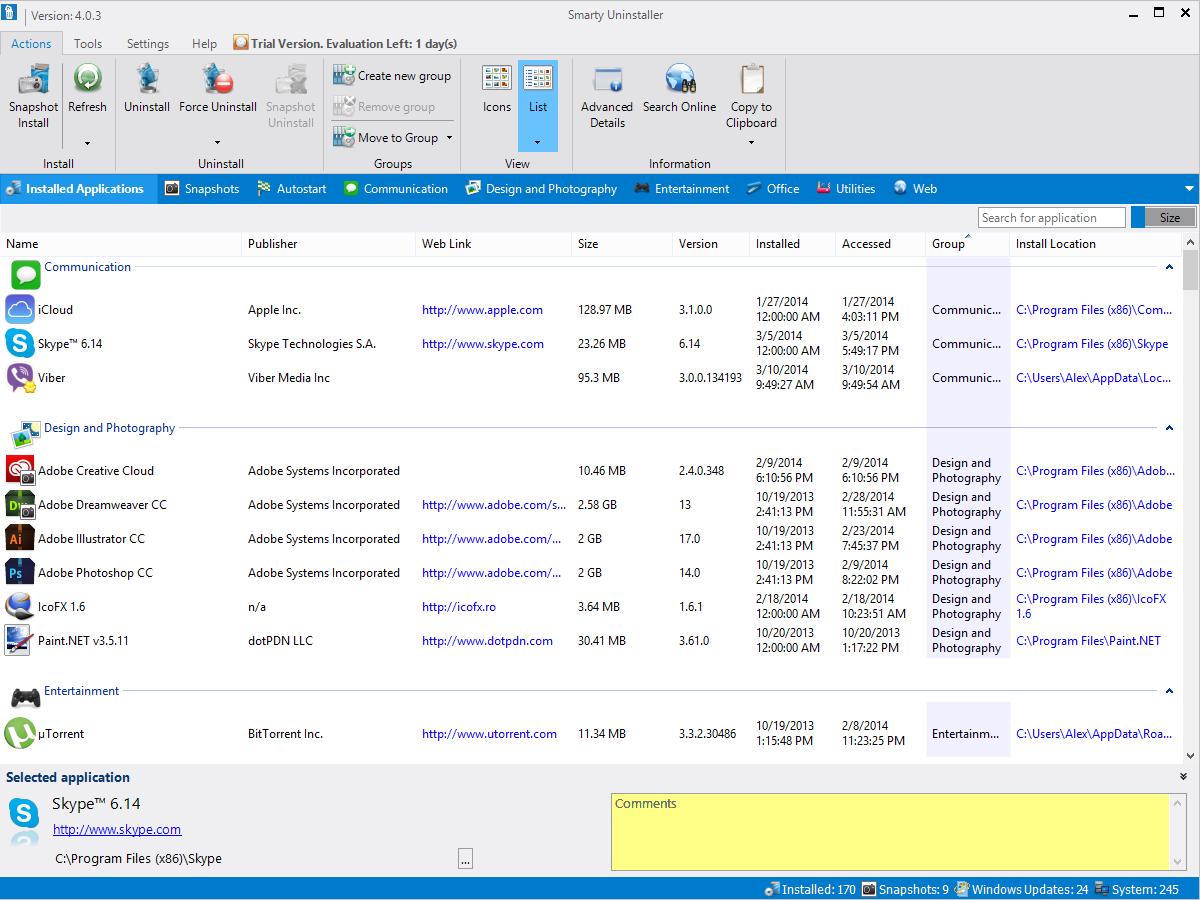 Smarty Uninstalle - Smarty Uninstaller 4.9.6 Multilingual  200630102123392161