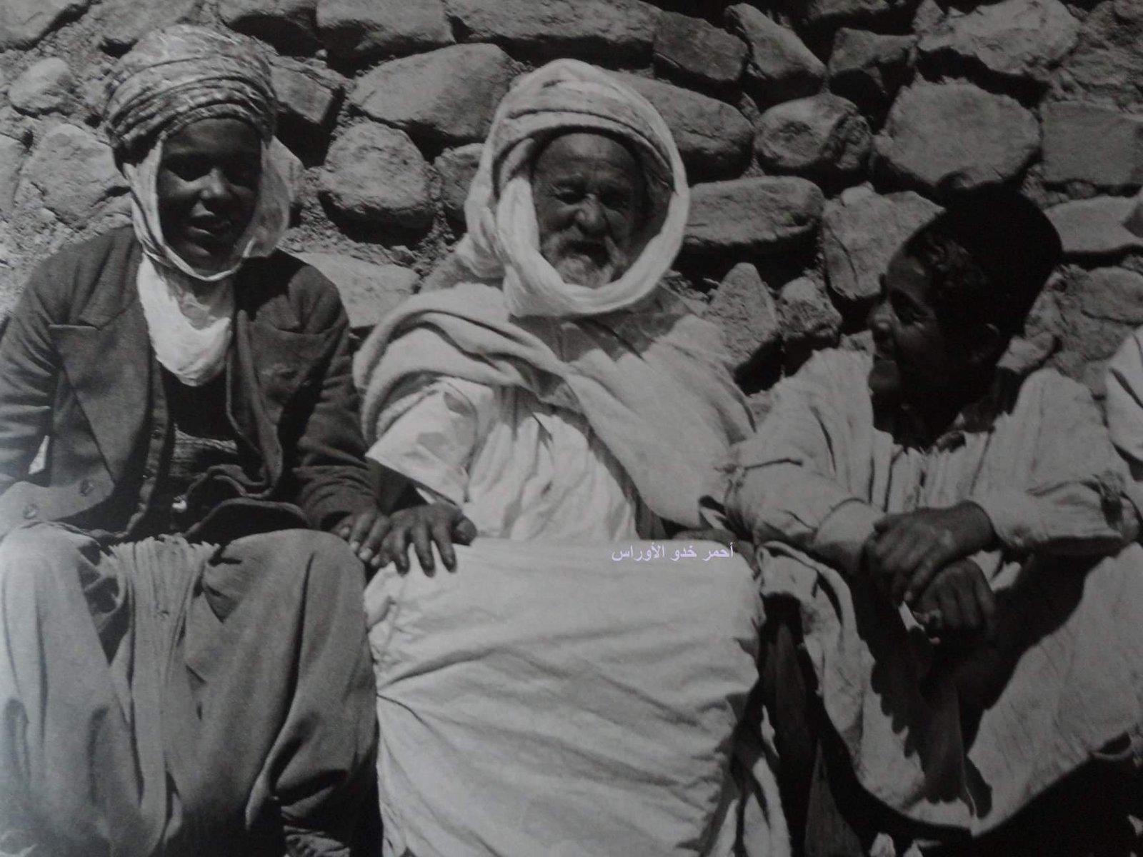 Le Chaouia (dialecte) de l'Ahmar-Khaddou - 3ème Partie dans Attributs d'Algérienneté 20070112134142567
