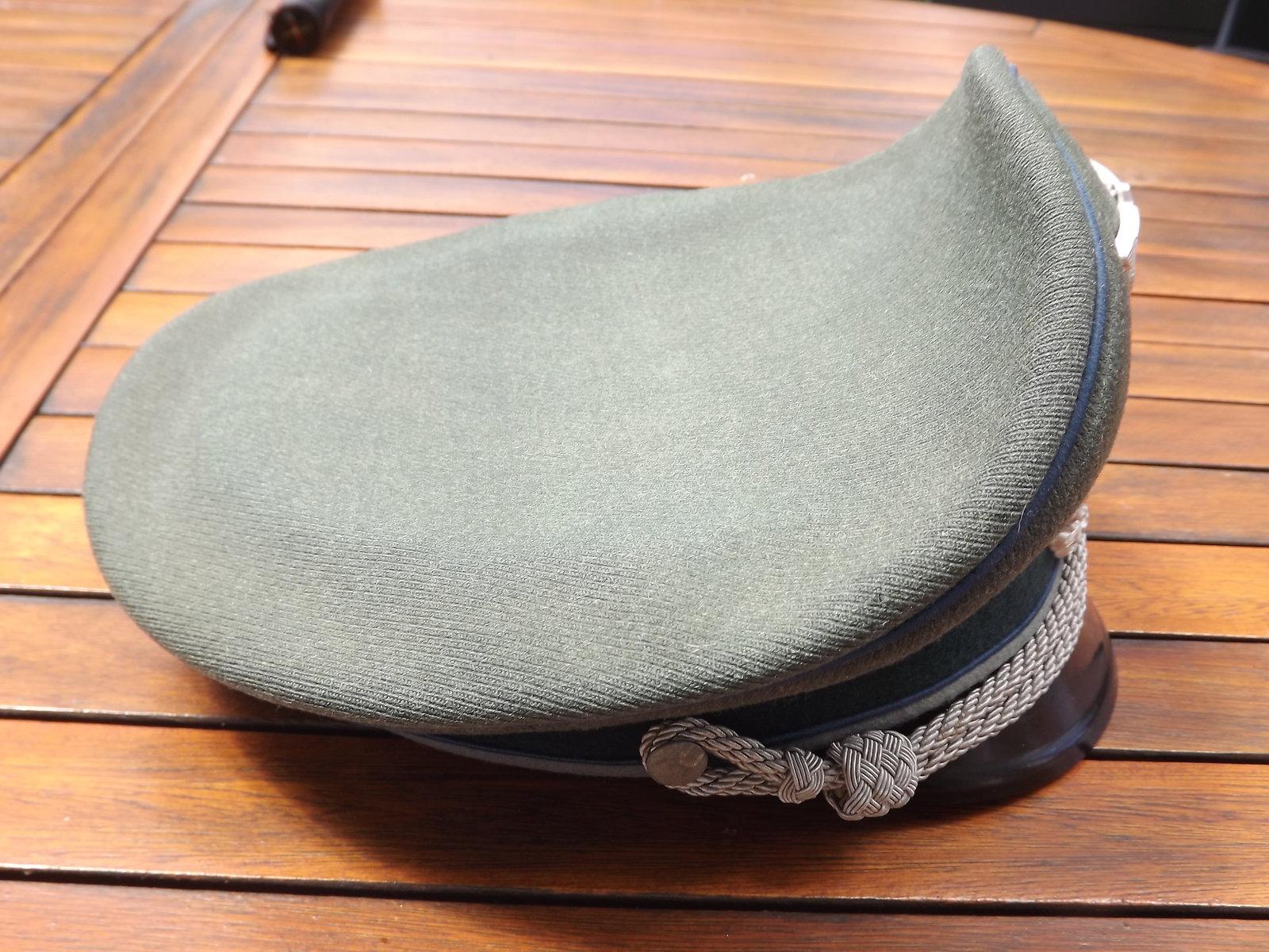 Casquette Officier HEER TSD 200706073055140185