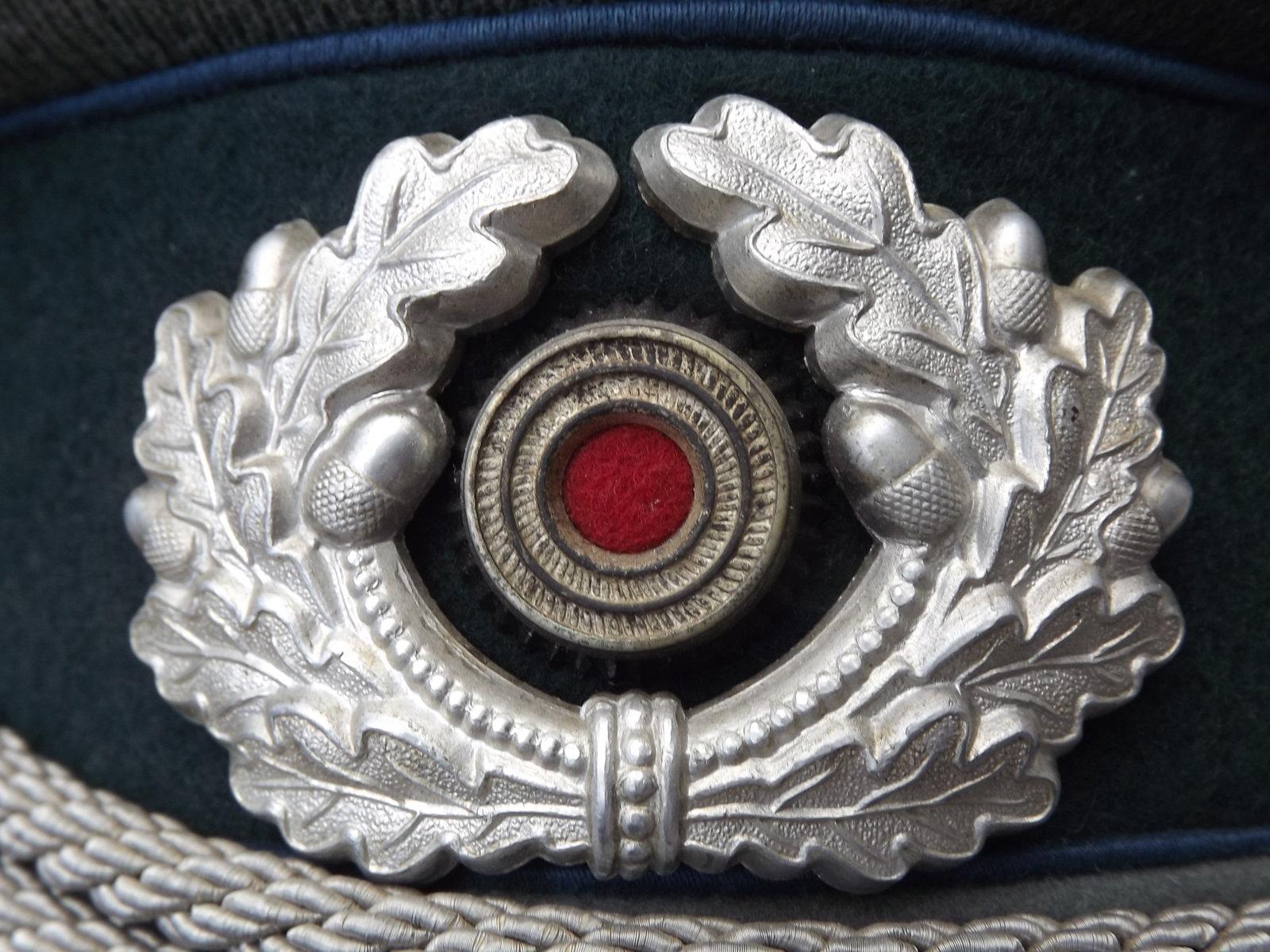 Casquette Officier HEER TSD 200706073239948560