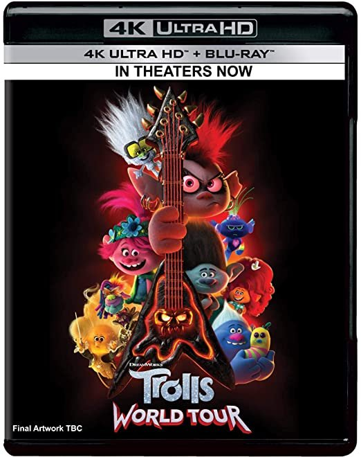 Trolls World Tour poster image