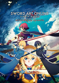 Poster for SWORD.ART.ONLINE.Alicization.Lycoris