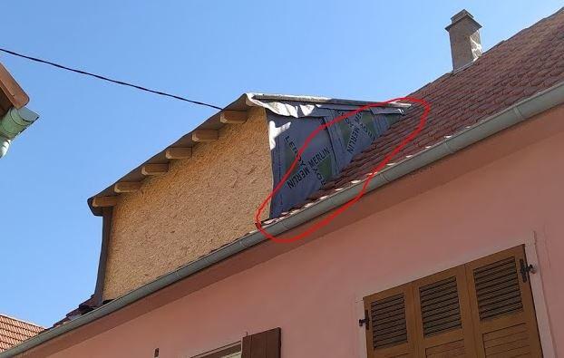 Forum : étancheité entre joue lucarne et toit