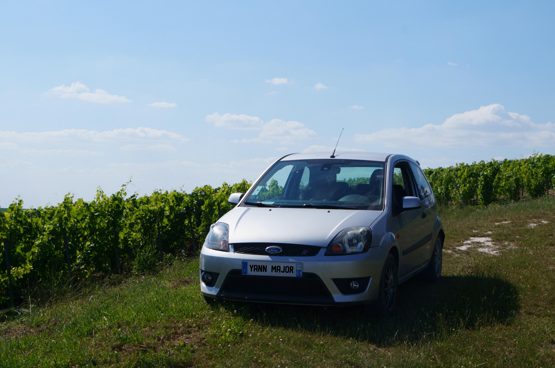 Ford Fiesta S 2006 1.6 16V 100ch