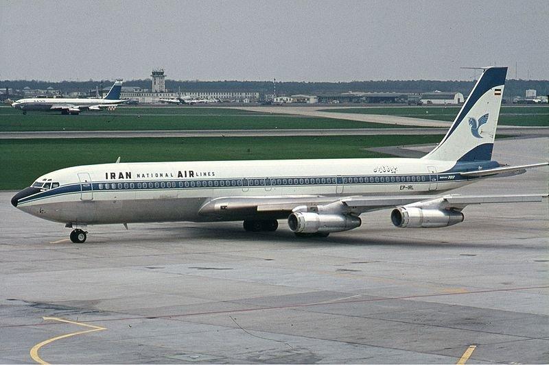 707 300 b iranair