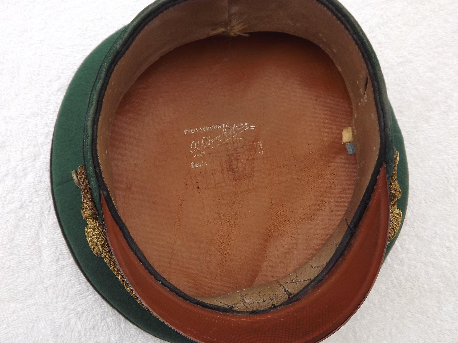 Casquette Allemande Pekuro 200718101340625122