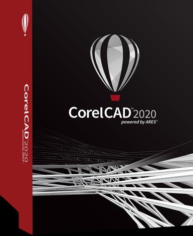 Poster for Corel Corporation CorelCAD