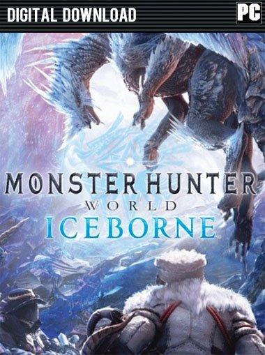 Poster for Monster Hunter: World - Iceborne