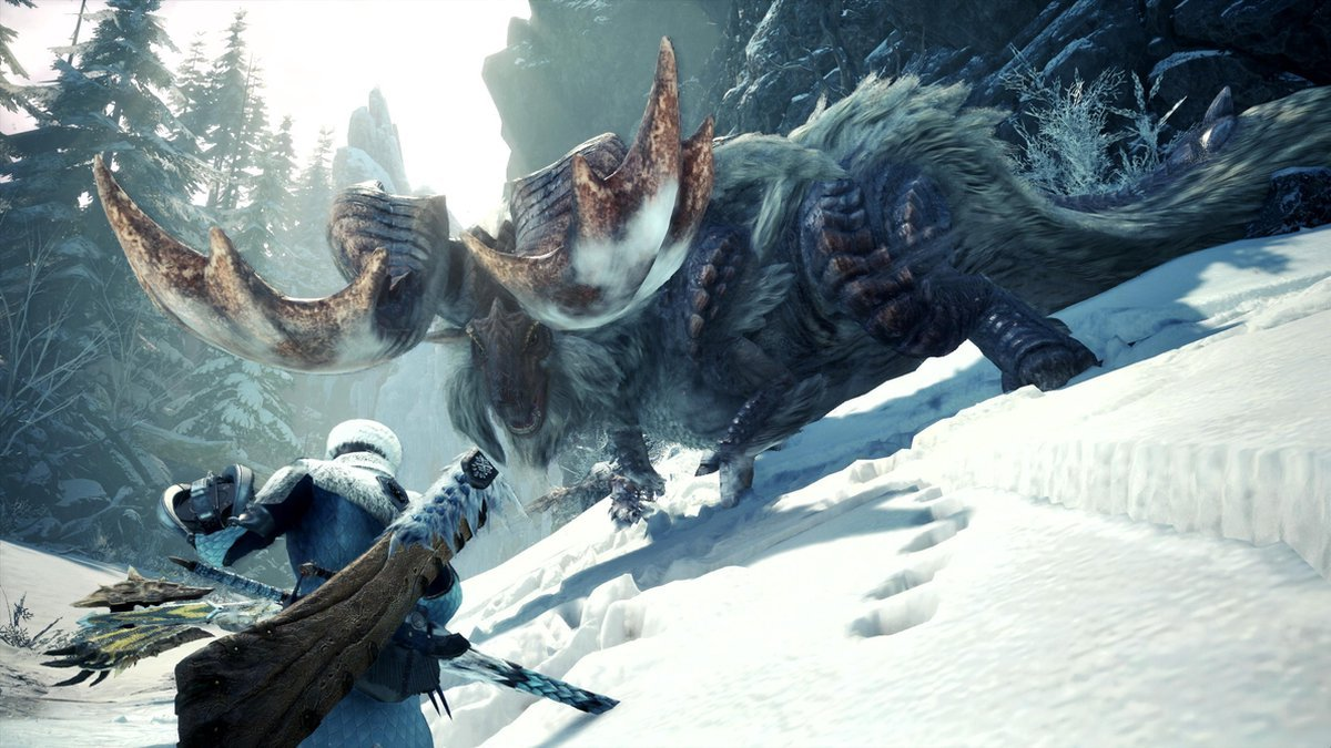 Monster Hunter: World - Iceborne image 1