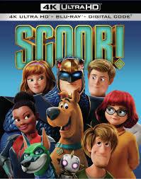 Scoob! poster image