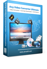 Poster for Anvsoft Inc Any Video Converter Ultimate v7 03
