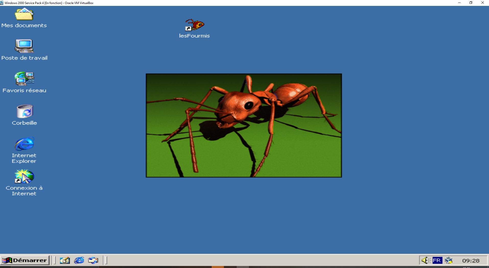 blocage fourmis jeu