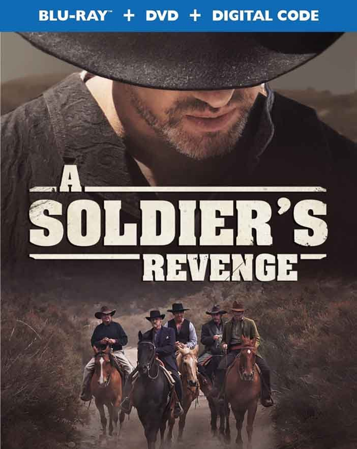 A Soldier's Revenge poster image