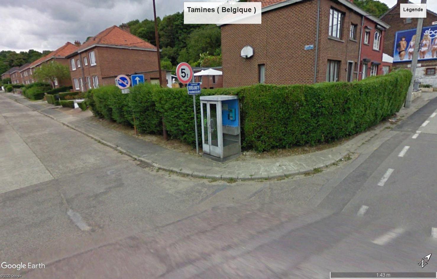 STREET VIEW : Les cabines téléphoniques - Page 3 200726112144428746