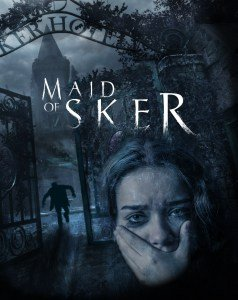 Poster for Maid of Sker