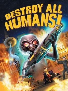 Poster for Destroy All Humans!