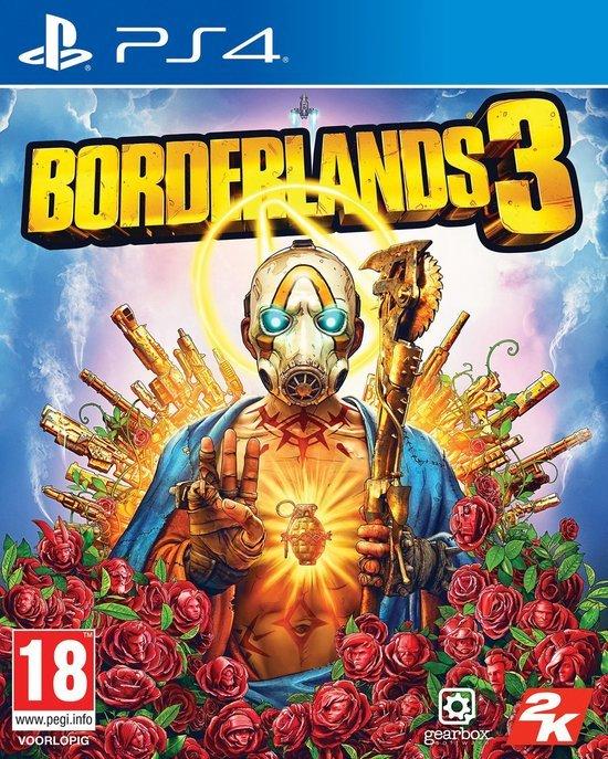 Poster for Borderlands 3