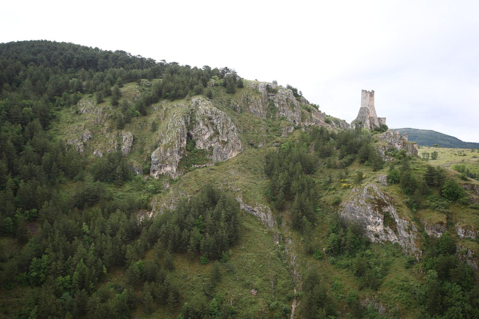 Entrée nord vallée de Pescasseroli 1