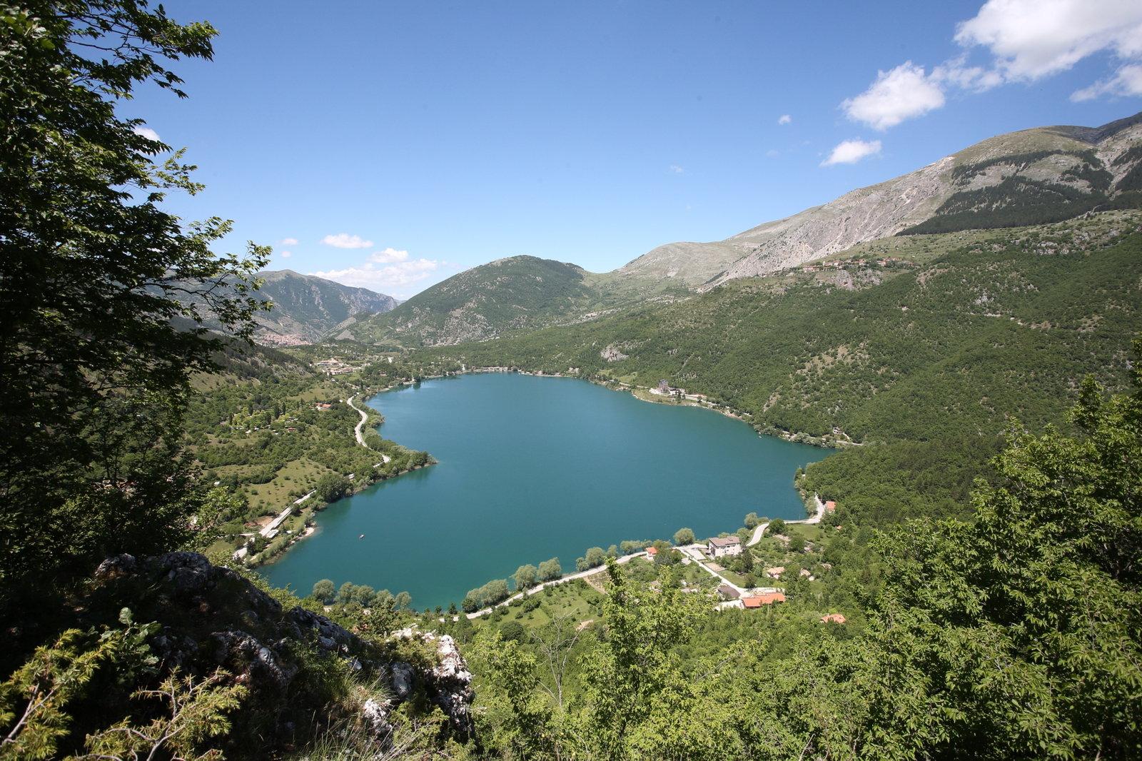 Lago de Scanno