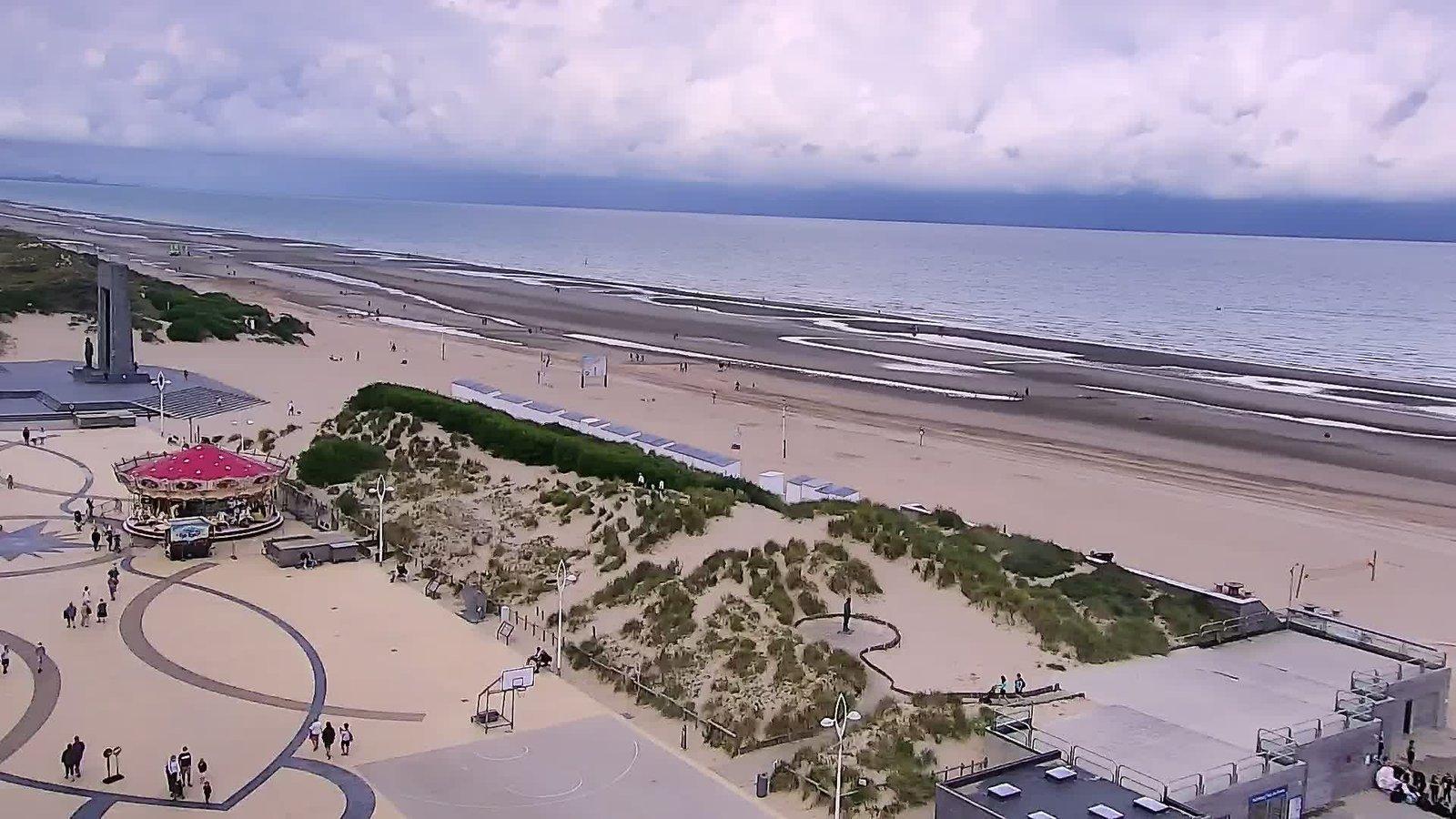 Webcam La Panne 2020-08-03 11-15