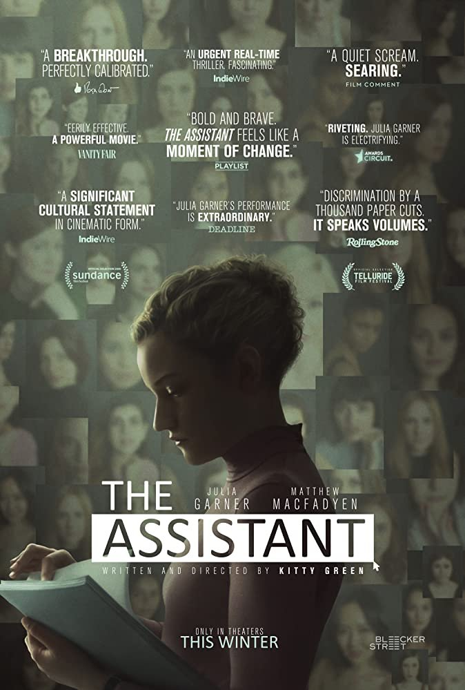 The Assistant (2019) poster image