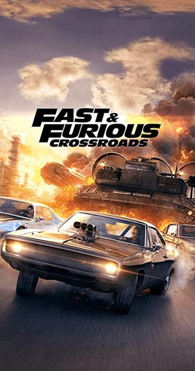 Poster for Fast & Furious Crossroads