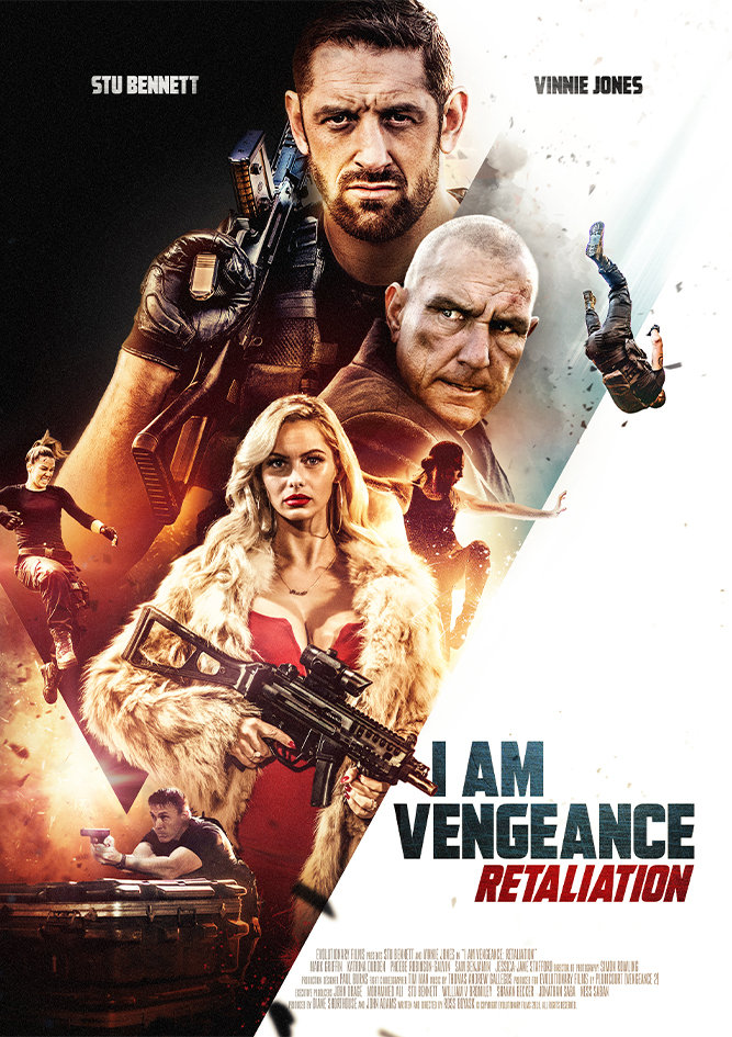 I Am Vengeance: Retaliation poster image