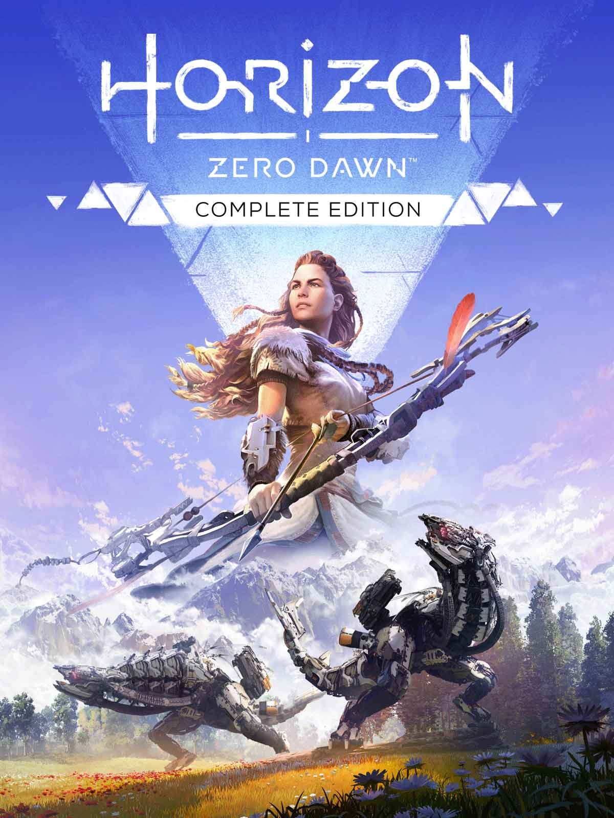 Poster for Horizon Zero Dawn: Complete Edition
