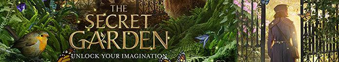 Poster for The Secret Garden (2020)