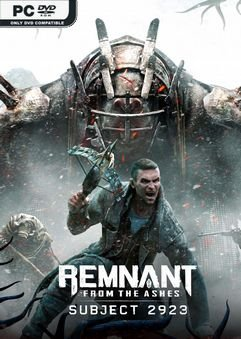 Poster for Remnant: From the Ashes