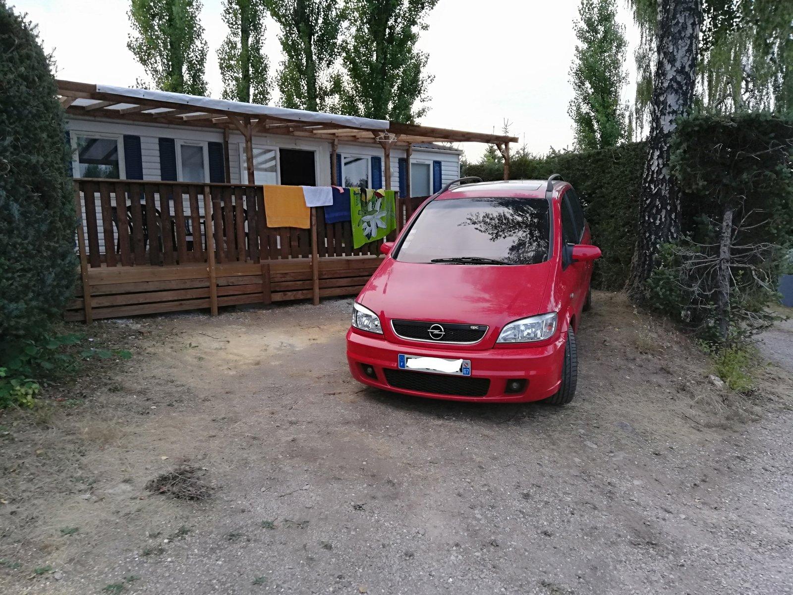 Zafira A OPC rouge 2003 {Opel67} - Page 3 200814121846635162