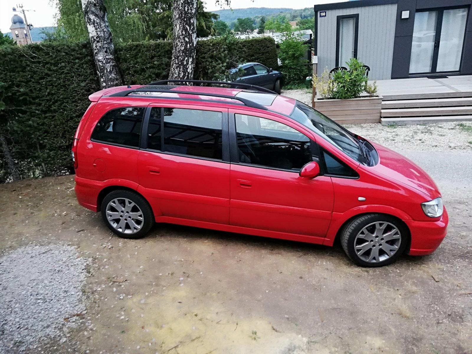 Zafira A OPC rouge 2003 {Opel67} - Page 3 200814122010590614