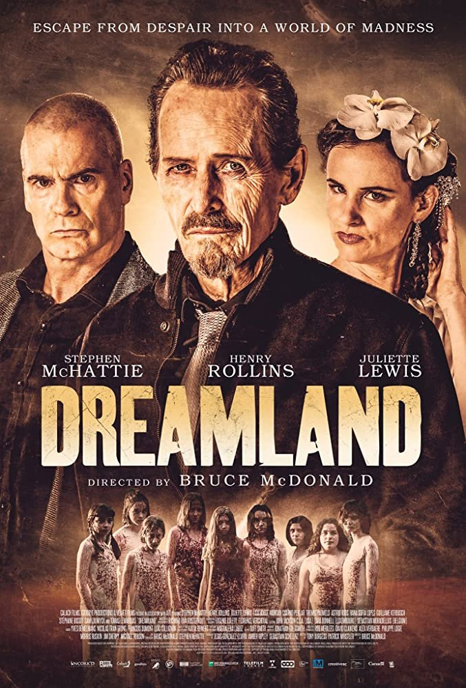 Dreamland poster image