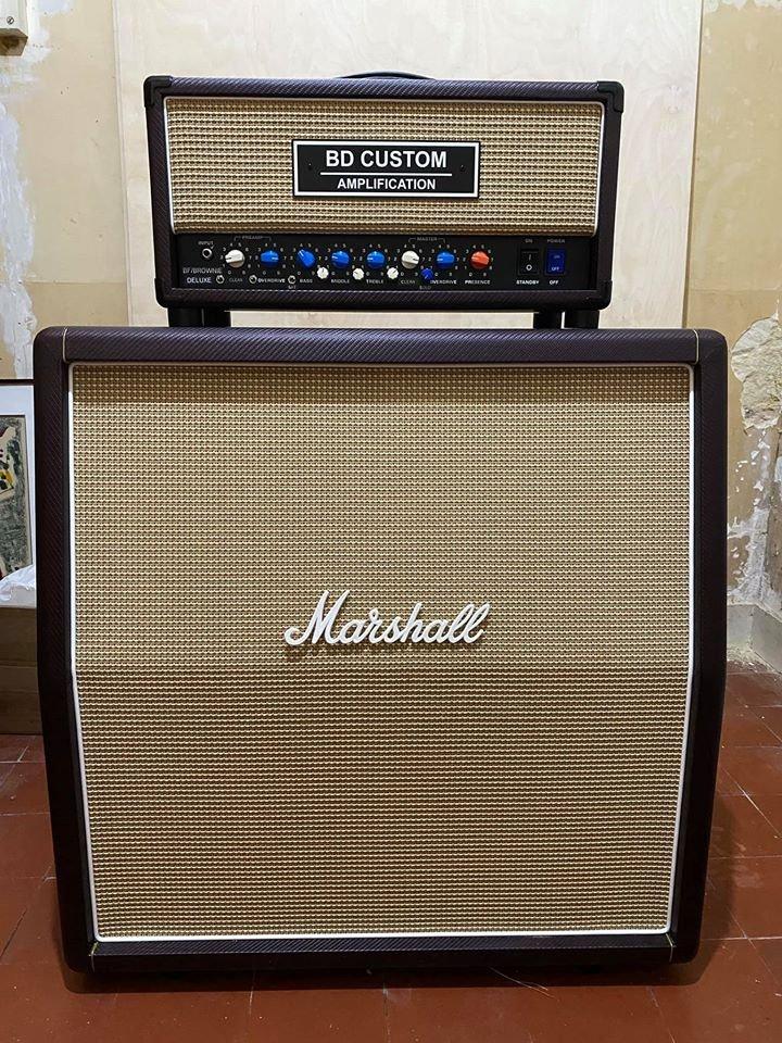 Marhsall 1960AX AP